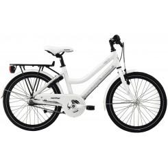 Winther 300 - 3 Gear Pigecykel Hvid