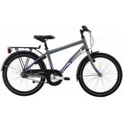 Winther 300 - Grå Alu drenge cykel