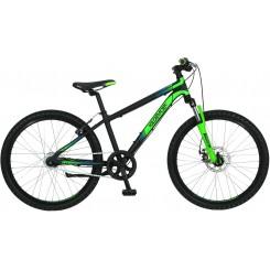 "Kildemoes Intruder MTB 447-01 drengecykel 24"" Hjul 7 Gear"