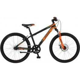 "Kildemoes Intruder MTB 447-02 drengecykel 24"" Hjul 7 Gear"