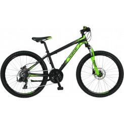 "Kildemoes Intruder MTB 461-01 drengecykel 24""hjul 21 gear"