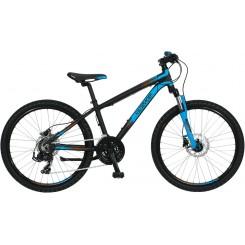 "Kildemoes Intruder MTB 461-02 drengecykel  24""hjul 21 gear"