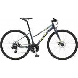 Gt Transeo Dame Citybike 21 Gear