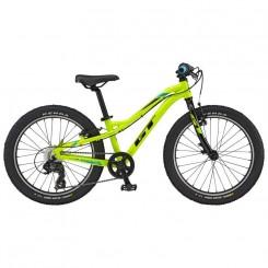 """GT Stomper Neon gul 20"""" Hjul 26cm Stel"""