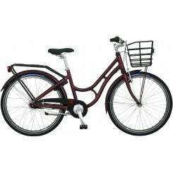 "Bikerz Retro 477-02- 24"" hjul 7gear pigecykel"