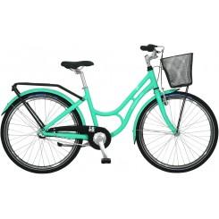 "Bikerz 433-01 pigecykel 7 gear 24"" Hjul"