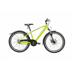 "Ebsen 20"" Børnecykel MTB Grøn"