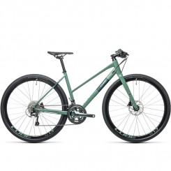 Cube SL Road Pro greygreen`n`green