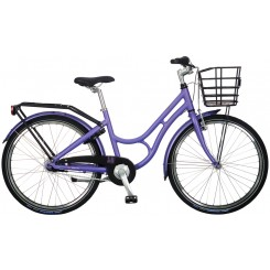 "Kildemoes Bikerz Retro 477-01 pigecykel 7 gear 24""Hjul"